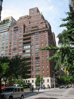 Existing building at 710 Park Ave. (nysonglines.com)