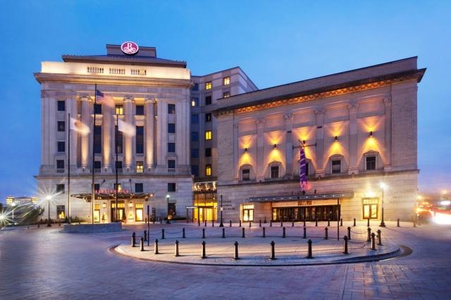 Veterans Memorial Auditorium, home of R.I. Philharmonic, in Providence. (rirocks.net)