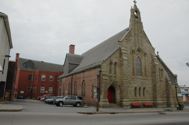 The King's Cathedral, in Providence's Olneyville neighborhood. (wstl.us)
